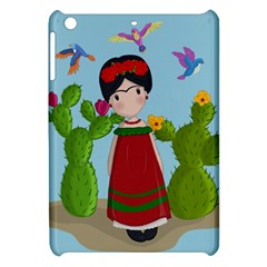 Frida Kahlo Doll Apple Ipad Mini Hardshell Case by Valentinaart