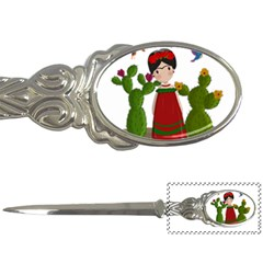 Frida Kahlo Doll Letter Openers by Valentinaart