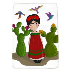 Frida Kahlo Doll Flap Covers (l)  by Valentinaart