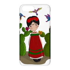 Frida Kahlo Doll Apple Iphone 8 Plus Hardshell Case by Valentinaart