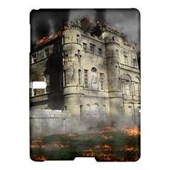 Castle Ruin Attack Destruction Samsung Galaxy Tab S (10 5 ) Hardshell Case  by Celenk