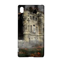 Castle Ruin Attack Destruction Sony Xperia Z3+ by Celenk