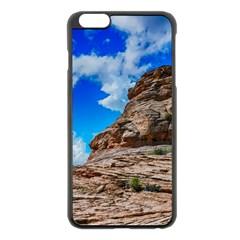 Mountain Canyon Landscape Nature Apple Iphone 6 Plus/6s Plus Black Enamel Case by Celenk