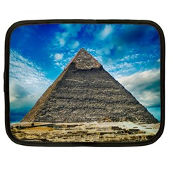Pyramid Egypt Ancient Giza Netbook Case (large) by Celenk