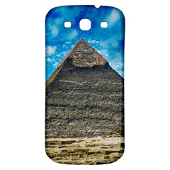 Pyramid Egypt Ancient Giza Samsung Galaxy S3 S Iii Classic Hardshell Back Case by Celenk