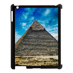 Pyramid Egypt Ancient Giza Apple Ipad 3/4 Case (black) by Celenk