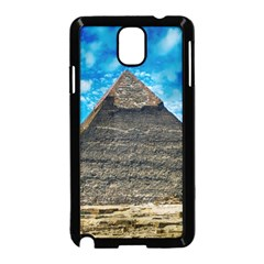 Pyramid Egypt Ancient Giza Samsung Galaxy Note 3 Neo Hardshell Case (black) by Celenk