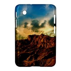 Mountain Sky Landscape Nature Samsung Galaxy Tab 2 (7 ) P3100 Hardshell Case  by Celenk