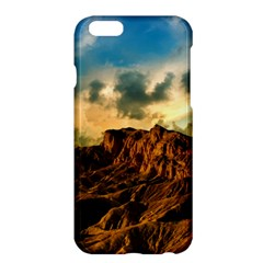 Mountain Sky Landscape Nature Apple Iphone 6 Plus/6s Plus Hardshell Case by Celenk
