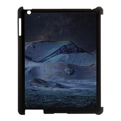 Landscape Night Lunar Sky Scene Apple Ipad 3/4 Case (black) by Celenk