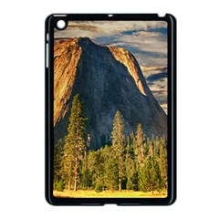 Mountains Landscape Rock Forest Apple Ipad Mini Case (black) by Celenk