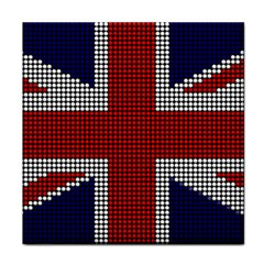 Union Jack Flag British Flag Face Towel by Celenk