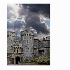 Castle Building Architecture Large Garden Flag (two Sides) by Celenk