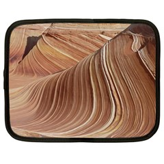 Swirling Patterns Of The Wave Netbook Case (large) by Celenk