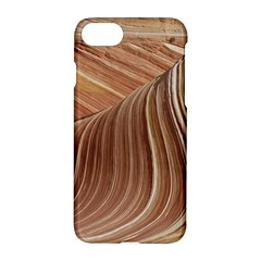 Swirling Patterns Of The Wave Apple Iphone 8 Hardshell Case