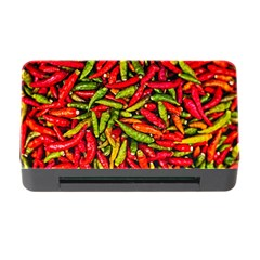 Chilli Pepper Spicy Hot Red Spice Memory Card Reader With Cf by Celenk