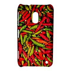 Chilli Pepper Spicy Hot Red Spice Nokia Lumia 620 by Celenk