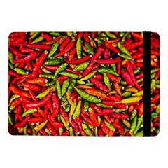 Chilli Pepper Spicy Hot Red Spice Samsung Galaxy Tab Pro 10 1  Flip Case by Celenk