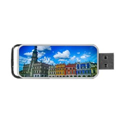 Buildings Architecture Architectural Portable Usb Flash (two Sides) by Celenk