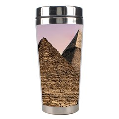 Pyramids Egypt Stainless Steel Travel Tumblers