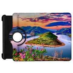 Landscape River Nature Water Sky Kindle Fire Hd 7  by Celenk