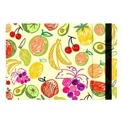 Cute Fruits Pattern Apple Ipad Pro 10 5   Flip Case by paulaoliveiradesign