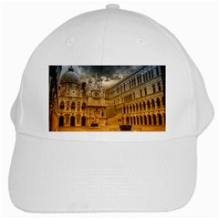 Palace Monument Architecture White Cap by Celenk