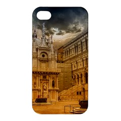 Palace Monument Architecture Apple Iphone 4/4s Hardshell Case by Celenk
