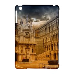 Palace Monument Architecture Apple Ipad Mini Hardshell Case (compatible With Smart Cover) by Celenk