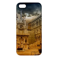Palace Monument Architecture Apple Iphone 5 Premium Hardshell Case by Celenk