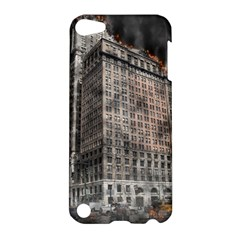 World War Armageddon Destruction Apple Ipod Touch 5 Hardshell Case by Celenk