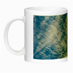 Clouds Sky Scene Night Luminous Mugs by Celenk