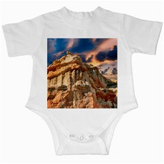 Canyon Dramatic Landscape Sky Infant Creepers by Celenk