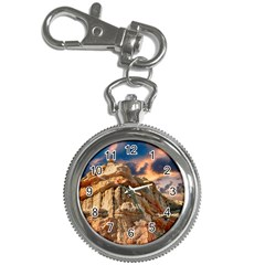 Canyon Dramatic Landscape Sky Key Chain Watches by Celenk