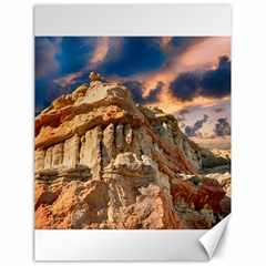 Canyon Dramatic Landscape Sky Canvas 18  X 24   by Celenk