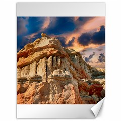 Canyon Dramatic Landscape Sky Canvas 36  X 48   by Celenk