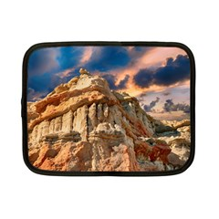 Canyon Dramatic Landscape Sky Netbook Case (small)  by Celenk