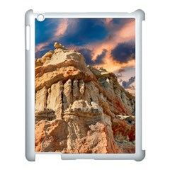 Canyon Dramatic Landscape Sky Apple Ipad 3/4 Case (white) by Celenk