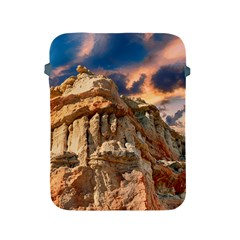Canyon Dramatic Landscape Sky Apple Ipad 2/3/4 Protective Soft Cases by Celenk