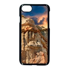 Canyon Dramatic Landscape Sky Apple Iphone 7 Seamless Case (black) by Celenk
