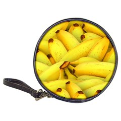 Yellow Banana Fruit Vegetarian Natural Classic 20 Cd Wallets by Celenk