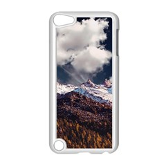 Mountain Sky Landscape Hill Rock Apple Ipod Touch 5 Case (white) by Celenk