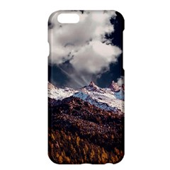Mountain Sky Landscape Hill Rock Apple Iphone 6 Plus/6s Plus Hardshell Case by Celenk