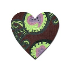 Cute Crab Heart Magnet by snowwhitegirl