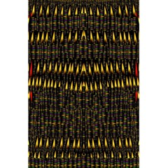 Hot As Candles And Fireworks In The Night Sky 5 5  X 8 5  Notebooks by pepitasart