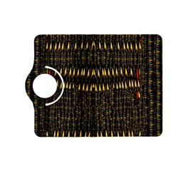 Hot As Candles And Fireworks In The Night Sky Kindle Fire Hd (2013) Flip 360 Case by pepitasart