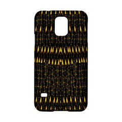 Hot As Candles And Fireworks In The Night Sky Samsung Galaxy S5 Hardshell Case  by pepitasart