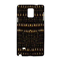 Hot As Candles And Fireworks In The Night Sky Samsung Galaxy Note 4 Hardshell Case by pepitasart