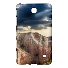 Nature Landscape Clouds Sky Rocks Samsung Galaxy Tab 4 (7 ) Hardshell Case  by Celenk