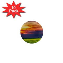 Countryside Landscape Nature Rural 1  Mini Magnet (10 Pack)  by Celenk